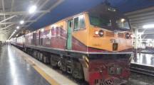 19:35 Train to Chiang Mai