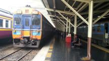 08:30 Train to Chiang Mai