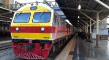 18:10 Train to Chiang Mai