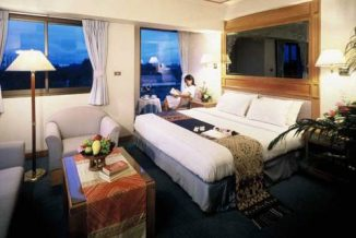 Hotels near Bangkok and Chiang Mai Railway Stations