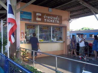 See more information about buying Thailand Train Tickets